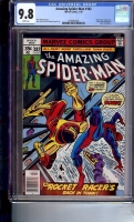 Amazing Spider-Man #182 CGC 9.8 w