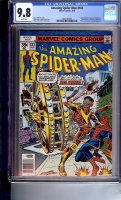 Amazing Spider-Man #183 CGC 9.8 w