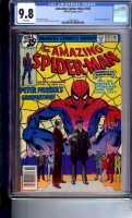 Amazing Spider-Man #185 CGC 9.8 w