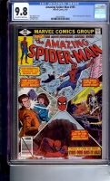 Amazing Spider-Man #195 CGC 9.8 ow/w