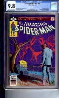 Amazing Spider-Man #196 CGC 9.8 ow/w