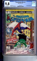 Amazing Spider-Man #212 CGC 9.8 w