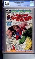 Amazing Spider-Man #217 CGC 9.8 w