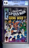 Amazing Spider-Man #284 CGC 9.8 w