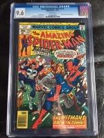 Amazing Spider-Man #174 CGC 9.6 w