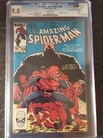 Amazing Spider-Man #249 CGC 9.8 w