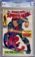 Amazing Spider-Man #73 CGC 8.0 ow/w