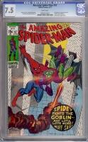 Amazing Spider-Man #97 CGC 7.5 w