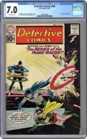 Detective Comics #296 CGC 7.0 ow