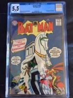 Batman #105 CGC 5.5 w