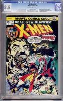 X-Men #94 CGC 8.5 ow/w