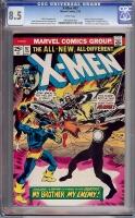 X-Men #97 CGC 8.5 w
