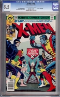 X-Men #100 CGC 8.5 ow/w