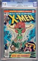 X-Men #101 CGC 7.0 w