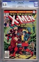X-Men #102 CGC 8.0 ow/w