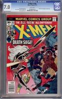 X-Men #103 CGC 7.0 w