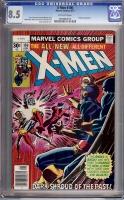 X-Men #106 CGC 8.5 ow