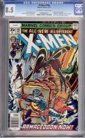 X-Men #108 CGC 8.5 ow/w