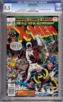 X-Men #109 CGC 8.5 w