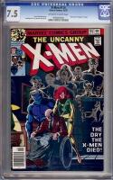 X-Men #114 CGC 7.5 ow/w