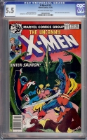 X-Men #115 CGC 5.5 ow/w