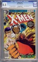 X-Men #117 CGC 8.5 ow/w