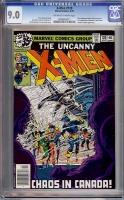 X-Men #120 CGC 9.0 ow/w