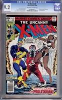 X-Men #124 CGC 9.2 ow/w