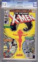 X-Men #125 CGC 7.5 ow/w
