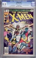 X-Men #126 CGC 8.5 ow/w