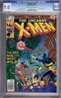 X-Men #128 CGC 9.0 ow/w