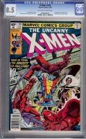 X-Men #129 CGC 8.5 ow/w