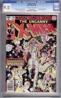 X-Men #130 CGC 9.0 ow/w