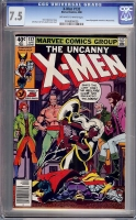X-Men #132 CGC 7.5 ow/w
