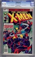 X-Men #133 CGC 9.2 ow/w