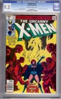X-Men #134 CGC 9.2 ow/w