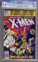 X-Men #137 CGC 9.0 ow/w