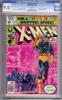 X-Men #138 CGC 9.0 w