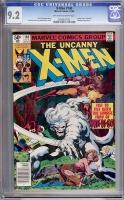 X-Men #140 CGC 9.2 ow/w