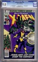 Uncanny X-Men #143 CGC 9.0 ow/w