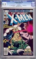 Uncanny X-Men #144 CGC 8.5 w