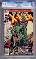 Uncanny X-Men #145 CGC 9.2 w
