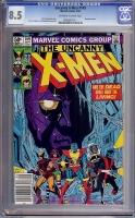 Uncanny X-Men #149 CGC 8.5 ow/w