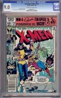 Uncanny X-Men #153 CGC 9.0 ow/w