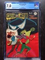 Green Lantern #31 CGC 7.0 w