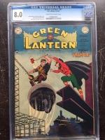 Green Lantern #37 CGC 8.0 cr/ow