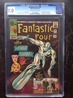 Fantastic Four #50 CGC 7.0 ow/w