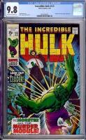 Incredible Hulk #123 CGC 9.8 ow/w