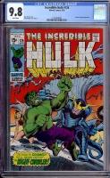 Incredible Hulk #126 CGC 9.8 w