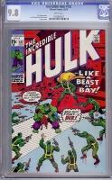 Incredible Hulk #132 CGC 9.8 w